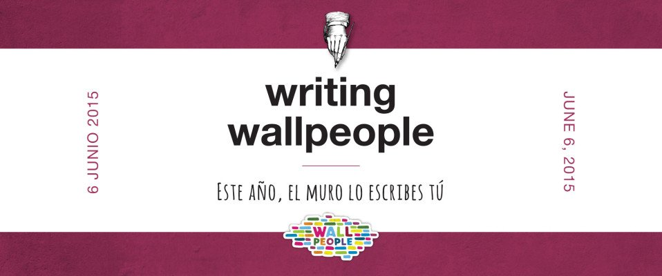 Writing Wallpeople 2015
